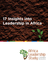 17 Insights into Leadership in Africa